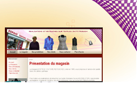 creation site internet commerce